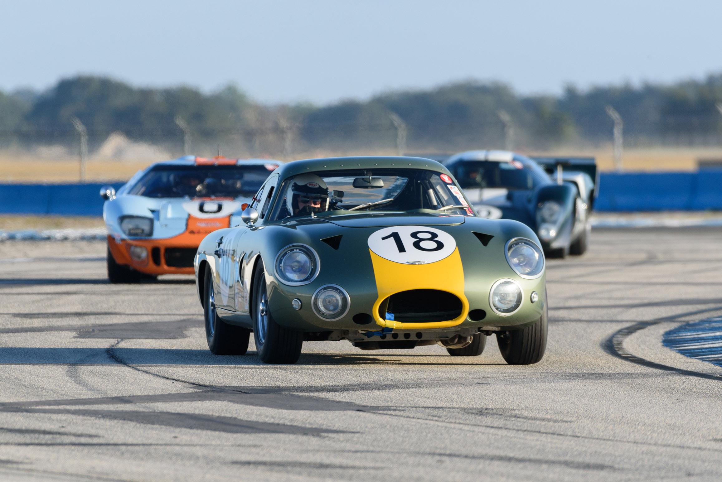 Rewriting History – Aston Martin DP214
