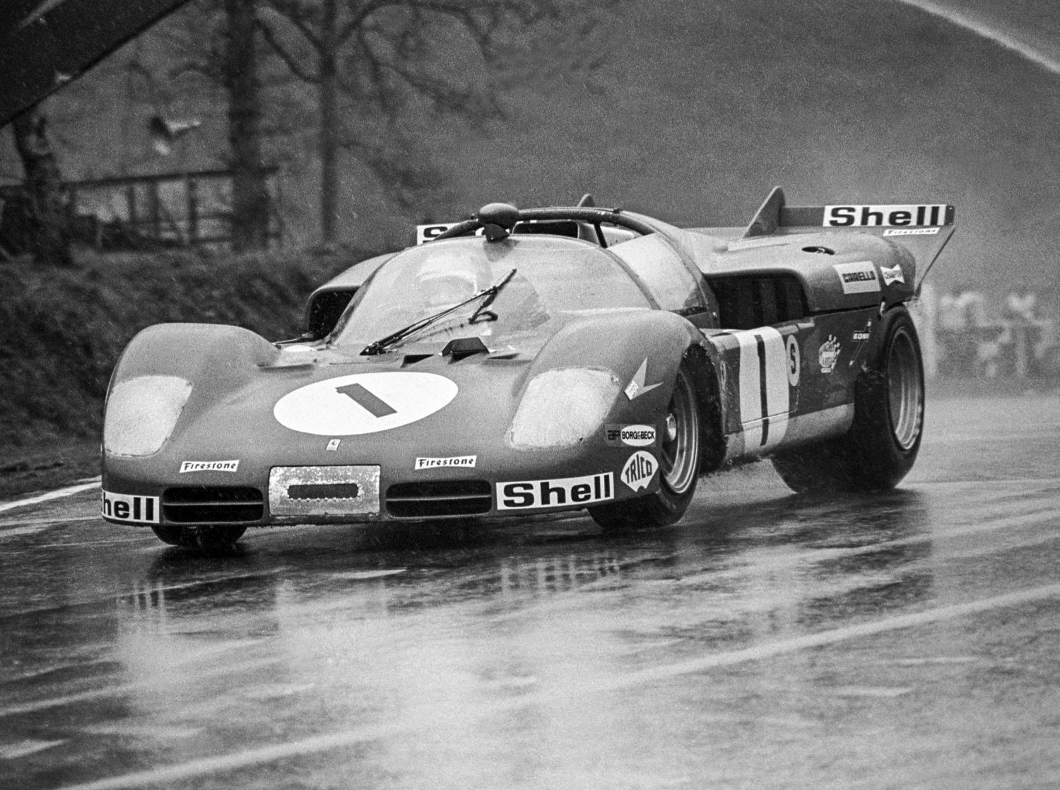 Can Am Car >> Jacky Ickx to open HMI Show - Auto Addicts