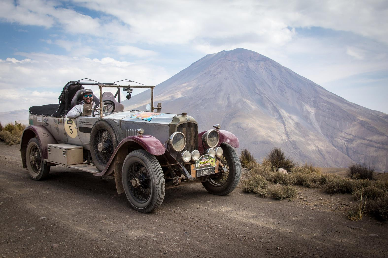 Places left for Pan Am Classic Rally - Auto Addicts