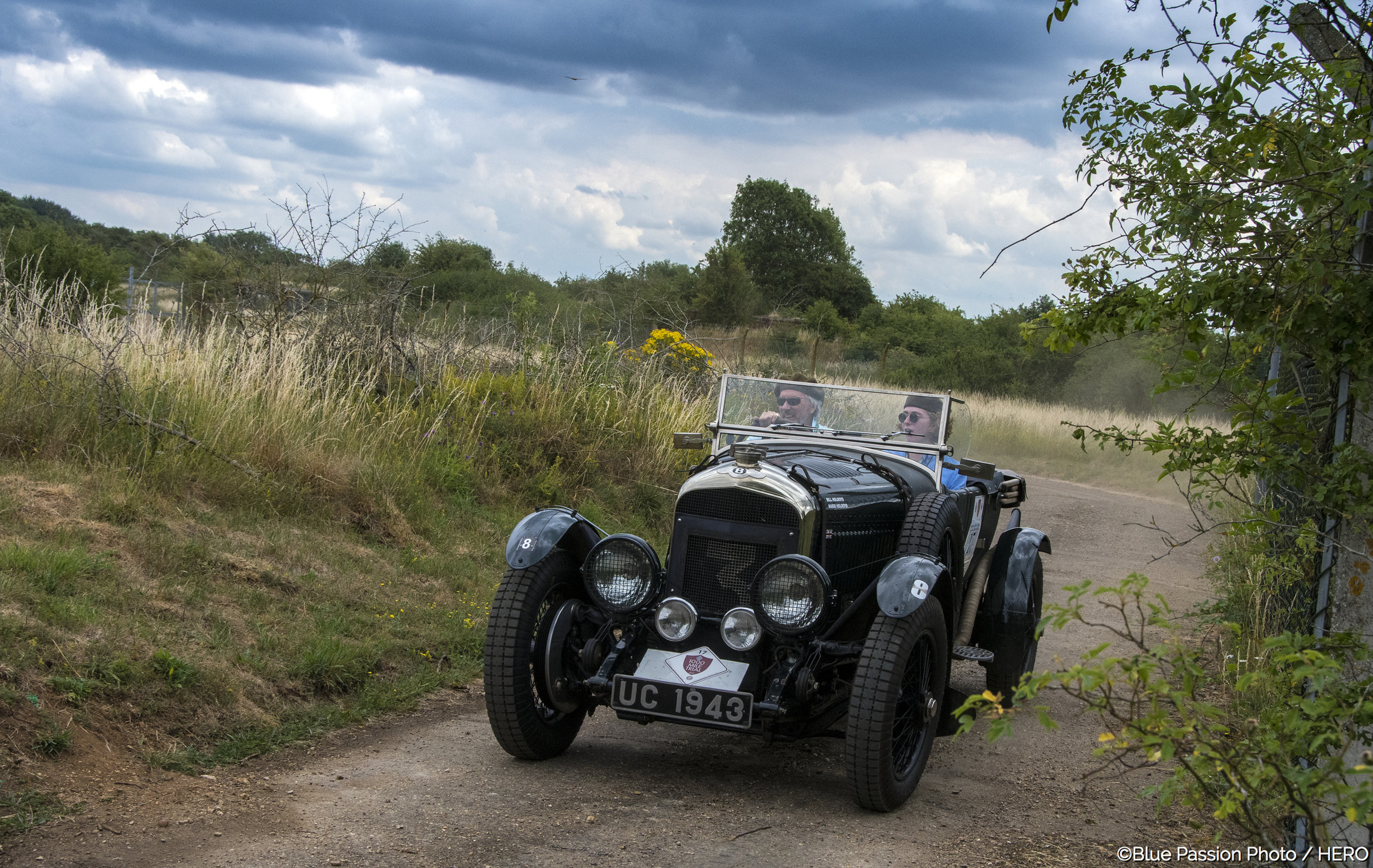 Royal Automobile Club – 1000 Mile Trial