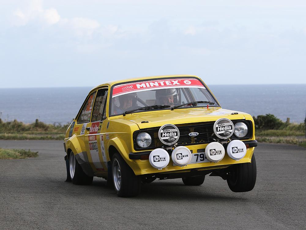2017 Mintex MSA British Historic Rally from Isle of Mann - Auto Addicts