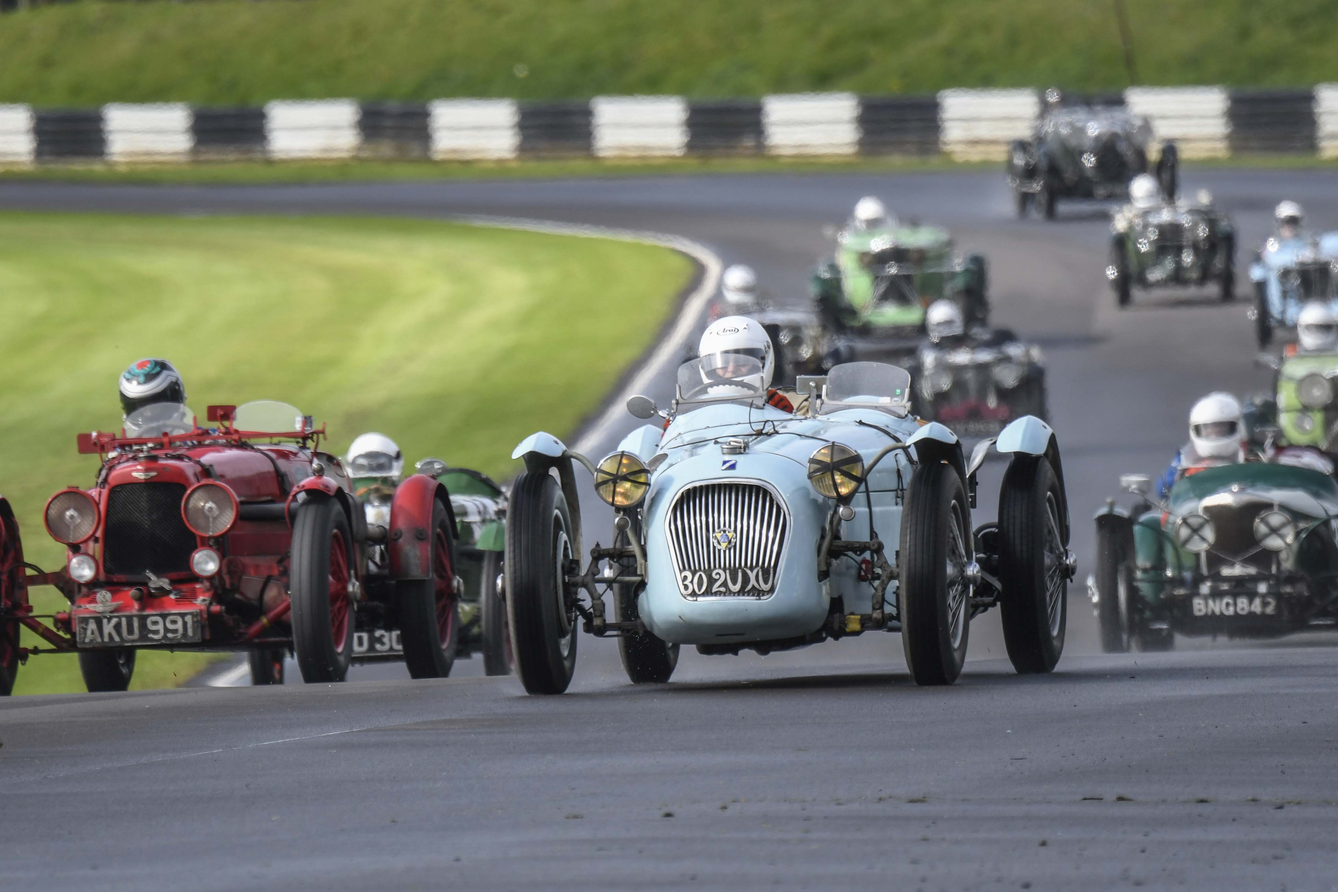 F1 returns to Combe for Autumn Classic