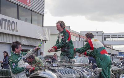 VSCC Spring Start & Benjafield's 100 Le Mans Start