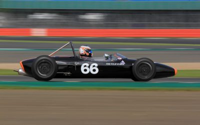 HSCC at Silverstone for the International Trophy
