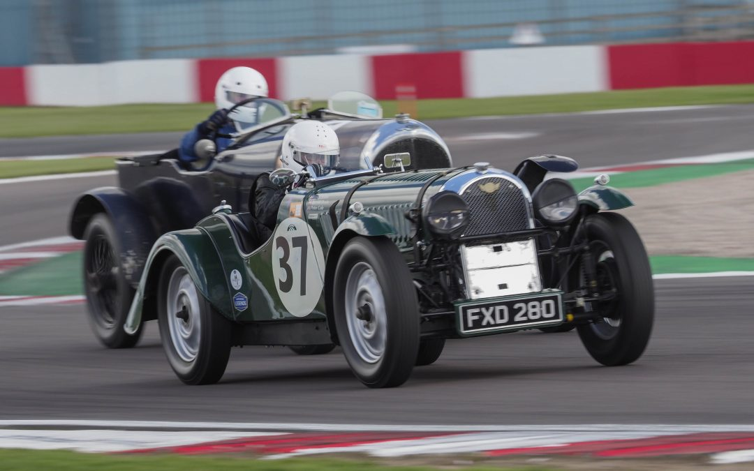 Donington Historic Festival – Sunday's Live Stream