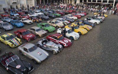 Brits haul in the Silverware in Modena Cento Ore