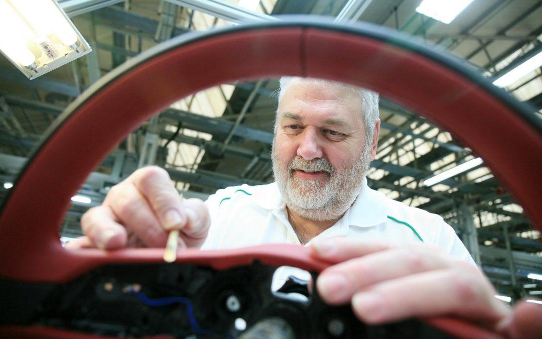 Inside the Bentley Motors CoachTriming