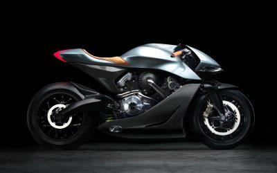 Aston Martin Brough Motorcycle – AMB001