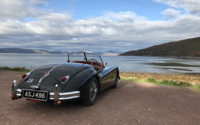 Round Britain Coastal Drive