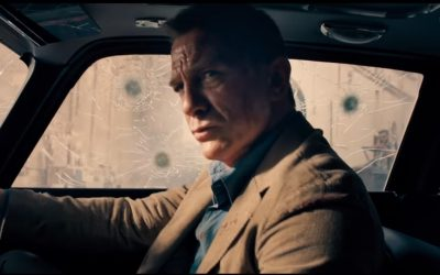 No Time to Die – New Bond Film Trailer