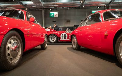 Paris Retromobile in Pictures
