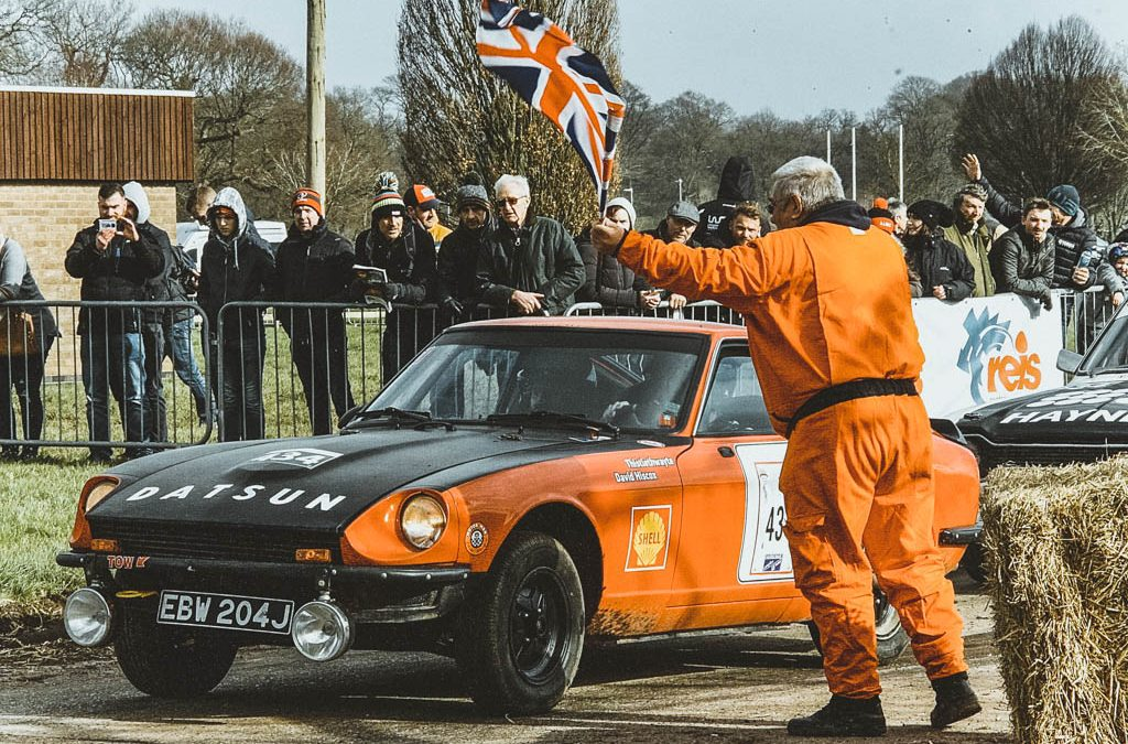 A Grand Day Out – on the Race Retro Rally Stage