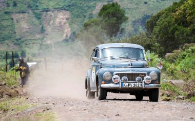 Rally The Globes : East African Adventure