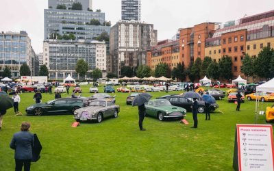 London Concours Crowns the Winners