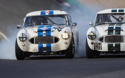 Masters Historic Festival Brands Hatch