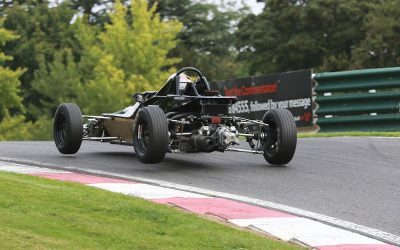 Wolds Trophy at Cadwell