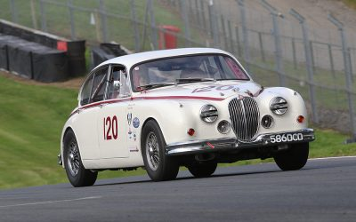 Young guns star at HSCC Oulton Park Gold Cup