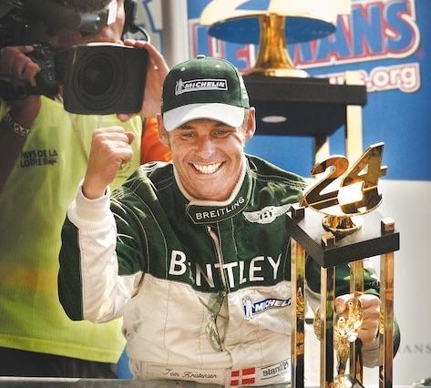 Mr Le Mans – Tom Kristensen