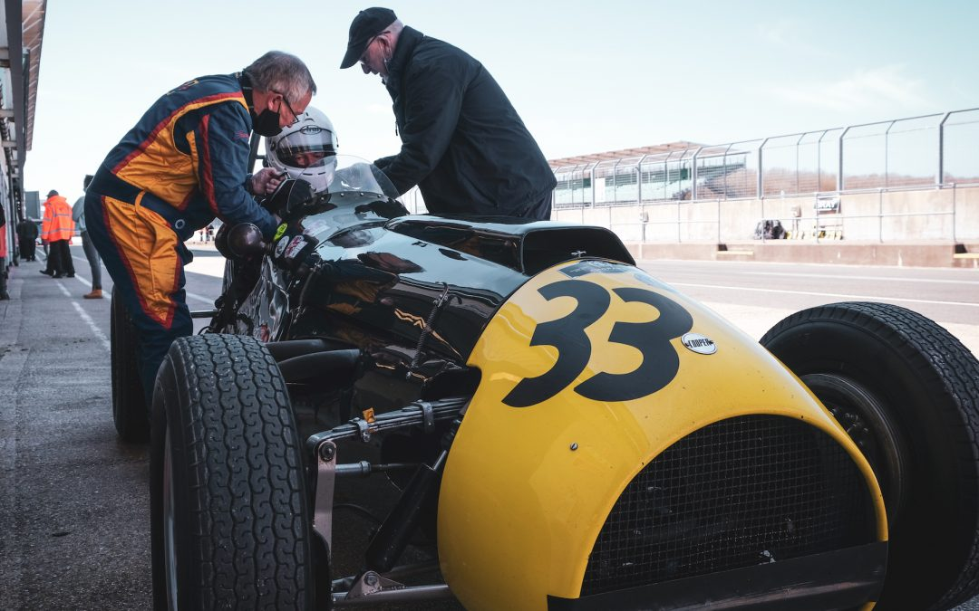 Best of British Engineering – A focus on IN Racing