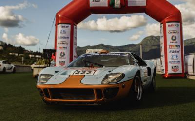 GT40 Panamericano – A film by Driving La Carrera