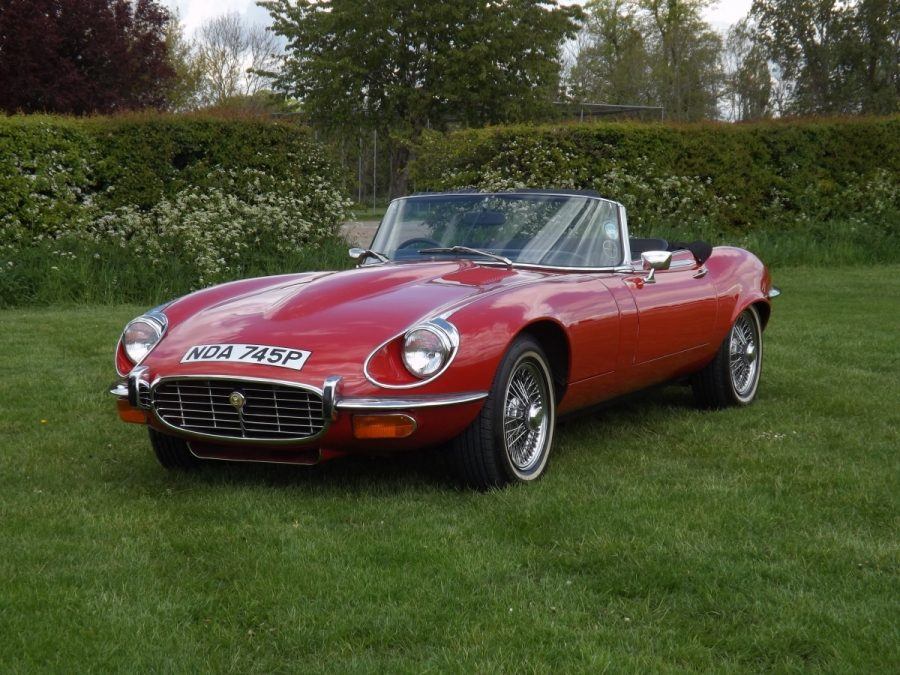 Classic Car Auctions returns to the sale room!