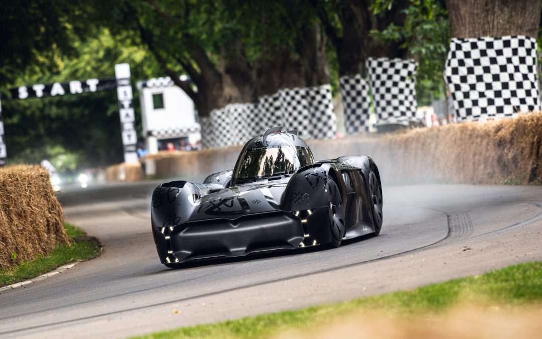 Goodwood Festival Of Speed is back!