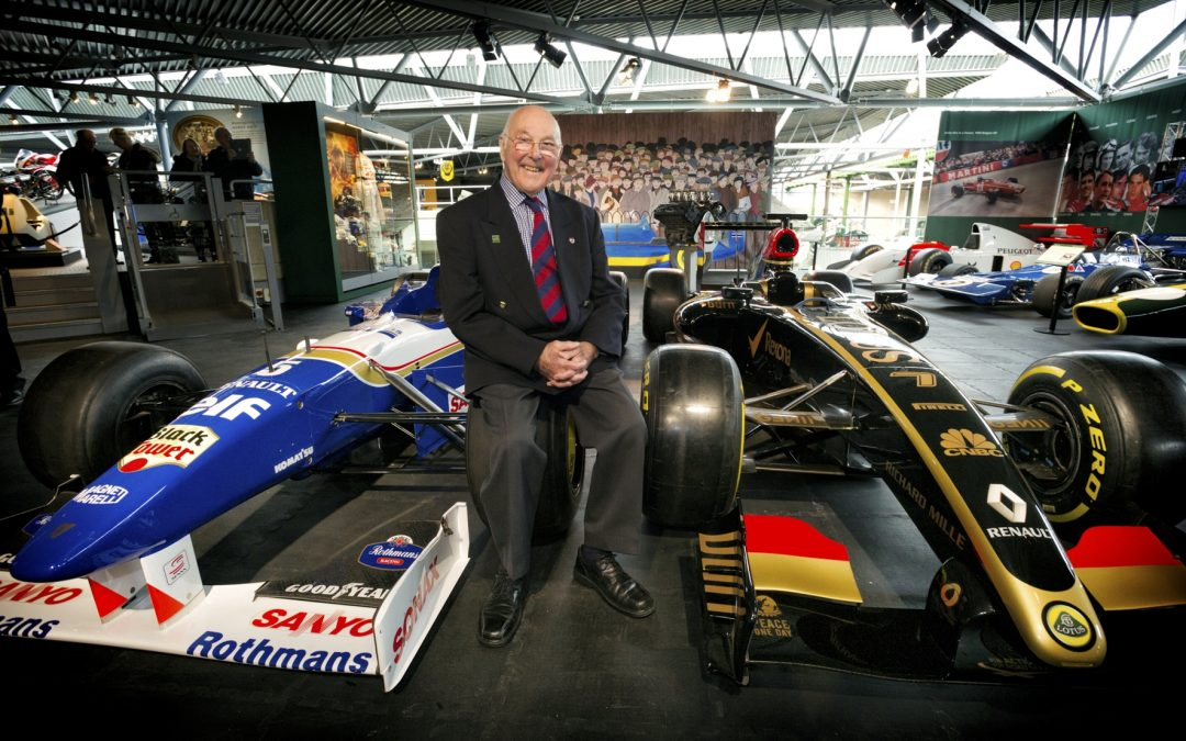 Murray Walker OBE Tribute Event