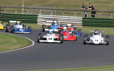 Champions decided at HSCC Mallory Park